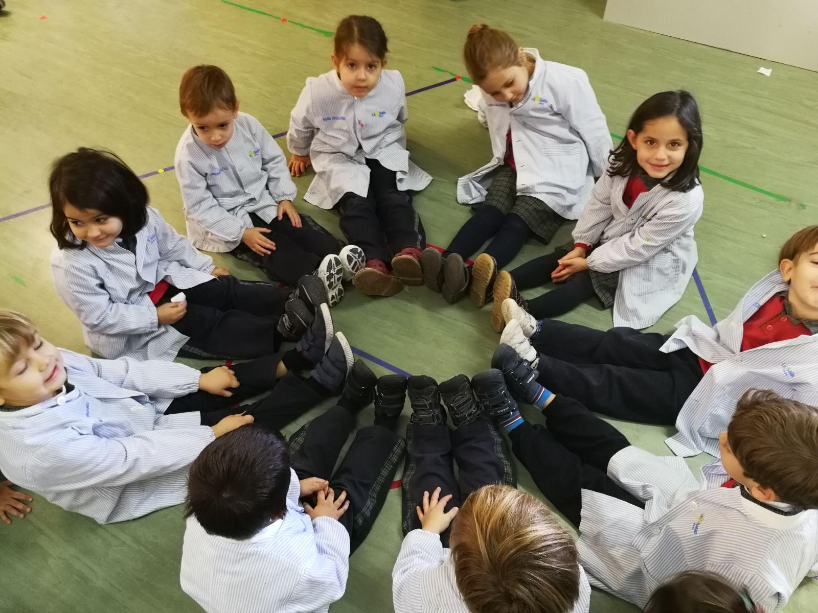 Clases de Inglés divertidas en Infantil