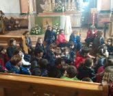 Alumnes de La Salle Alcoi visiten al Jesuset del Miracle