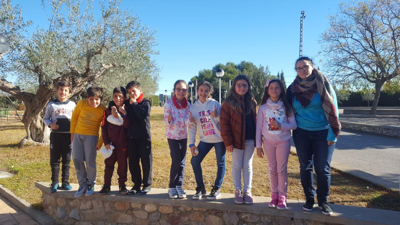 Alumnos de La Salle Alcoi participan en la semana de inmersión lingüística de La Salle Llíria