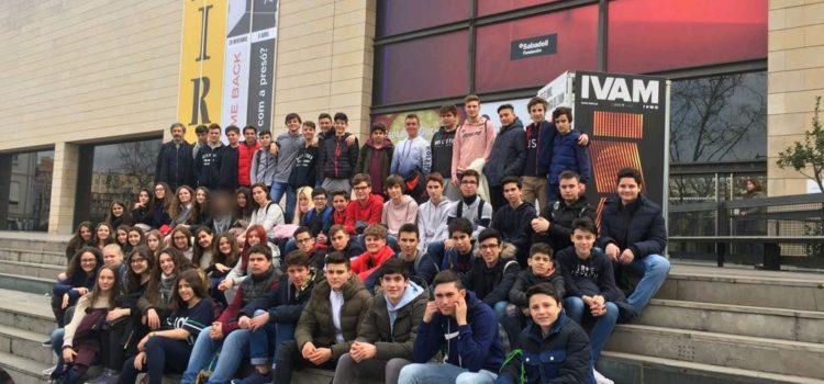 Alumnes de La Salle Alcoi visiten València
