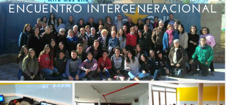 Nou encontre intergeneracional dels alumnes de Batxillerat