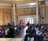 La Salle Alcoi recorre los lugares emblemáticos del Alcoi histórico