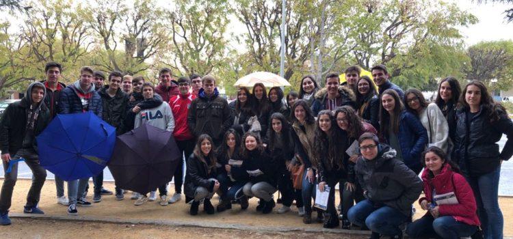 2ºBAC visita la Universidad de Alicante