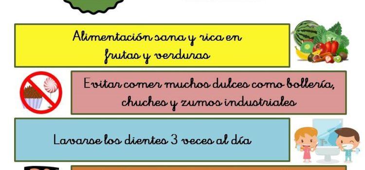 Infantil 5 años y su proyecto sobre el Ratoncito Pérez