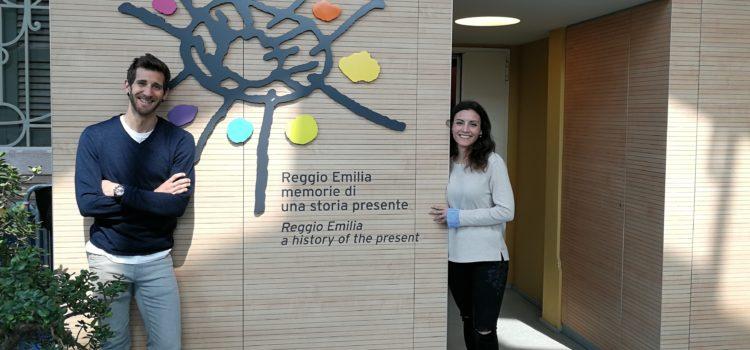 Profesores de La Salle Alcoi visitan Reggio Emilia!