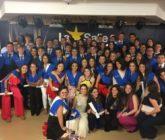 Acte de graduació de Batxillerat en La Salle Alcoi