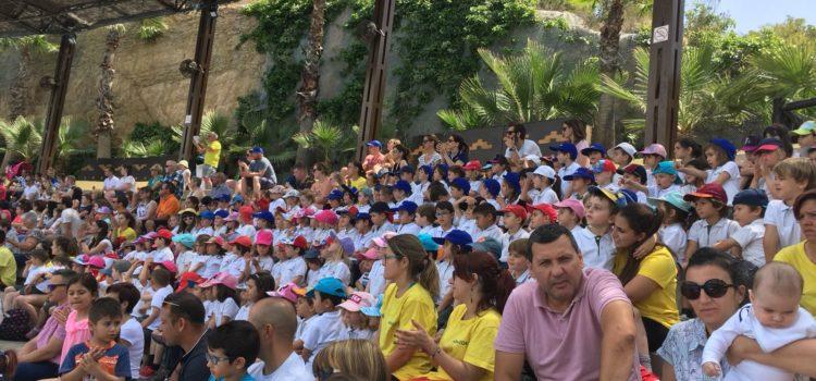 Els alumnes d'Infantil de La Salle Alcoi visiten Mundomar