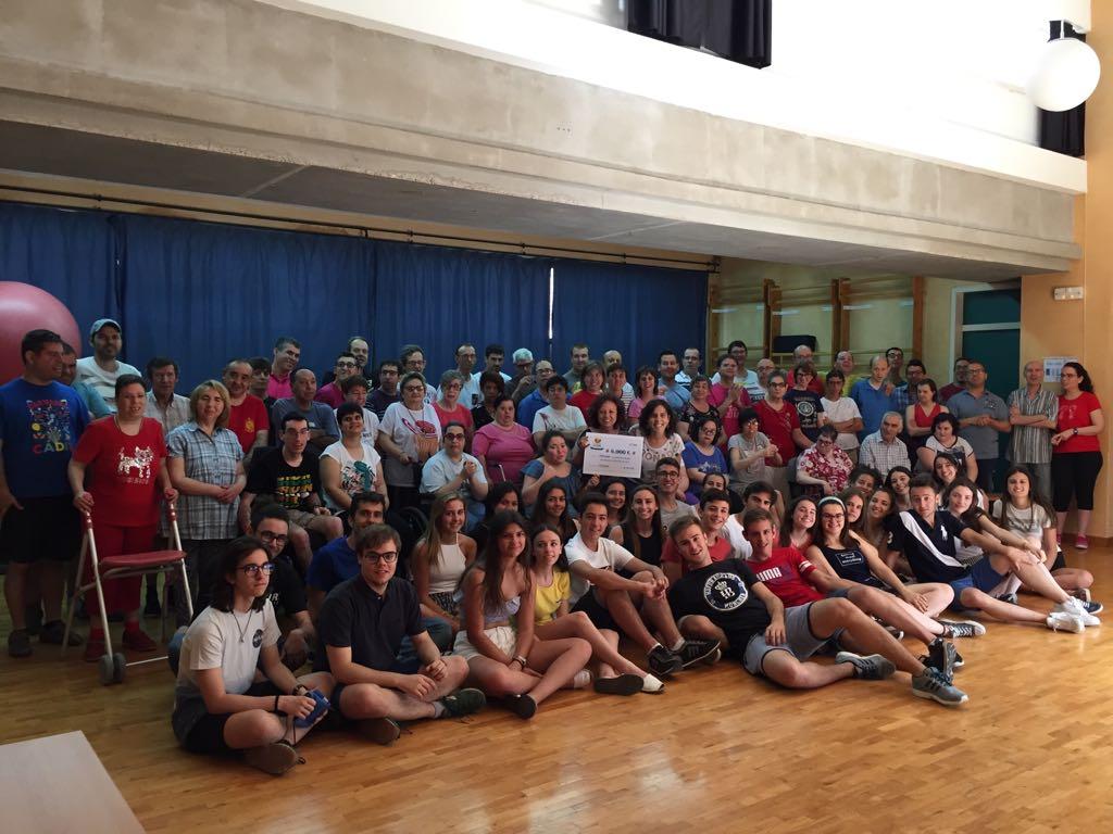 Alumnos de 1ºBAC de La Salle Alcoi visitan Gormaget