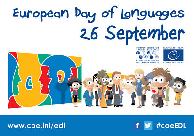La Salle Alcoi celebra el Día Europeo de las Lenguas.