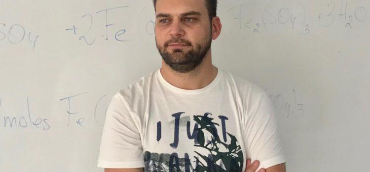 ENRIQUE FERRERO PROFESOR DE LA SALLE DE ALCOI, CERTIFICADO COMO APPLE PROFESSIONAL LEARNING SPECIALIST.