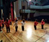 Els artistes d'Infantil de La Salle Alcoi preparen el Teatre de Nadal