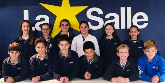Alumnos de 6ºEP de La Salle Alcoi participan en la  I Edición de debate escolar