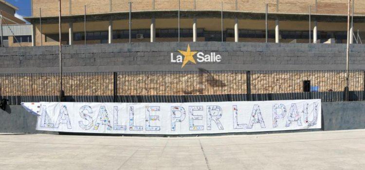 La Salle Alcoi celebra el Dia Escolar de la No violència i la Pau