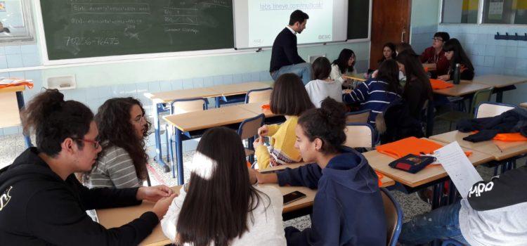 Creatividad Aplicada para alumnos de Bachillerato en La Salle Alcoi