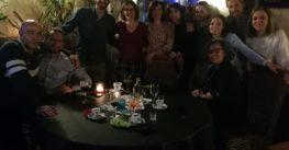 Sopar de sensacions en els tallers per a pares del departament d'Orientació de La Salle Alcoi