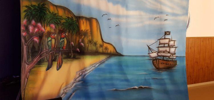 L'illa del tresor en La Salle Alcoi