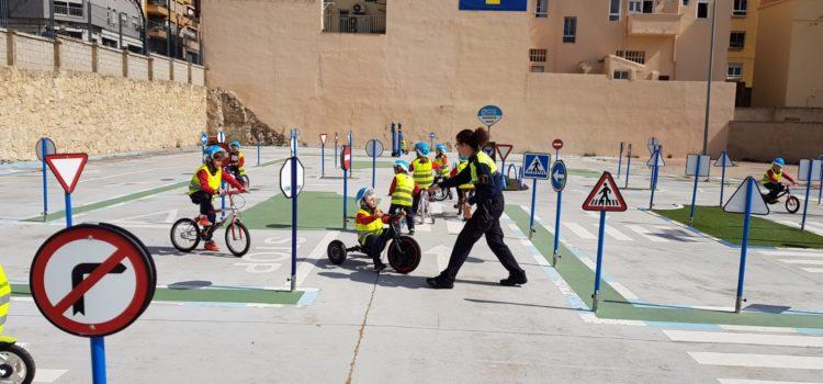 Educación Vial para los alumnos de Infantil de La Salle Alcoi