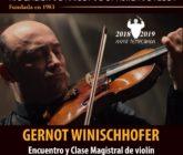 Gernot Winischhofer en La Salle Alcoi