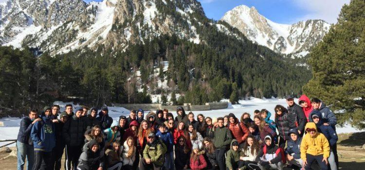 Viatge fi de curs per als alumnes de 4tESO de La Salle Alcoi