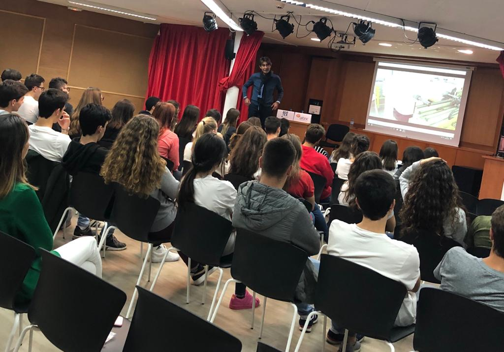 Jornada de AITEX/ACETEX sobre casos de éxito en La Salle Alcoi