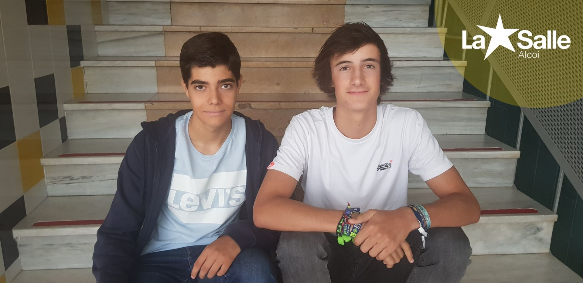 Alumnos de La Salle Alcoi en la UPV y AITEX   Colegio La ...