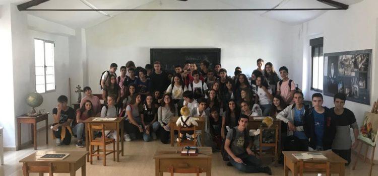 Alumnes de La Salle Alcoi en la ruta modernista