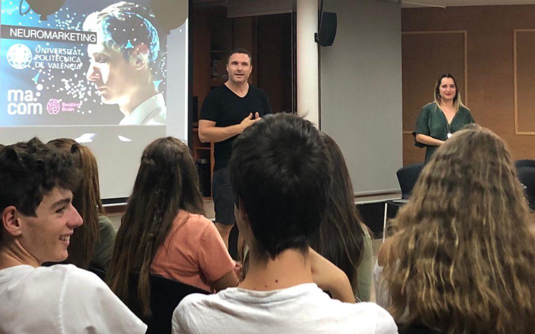 Parlem de Neuromàrketing en La Salle Alcoi