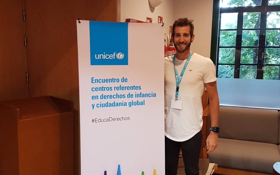 La Salle Alcoi participa en el Encuentro de Centros Referentes en Derechos de Infancia y Ciudadanía Global.