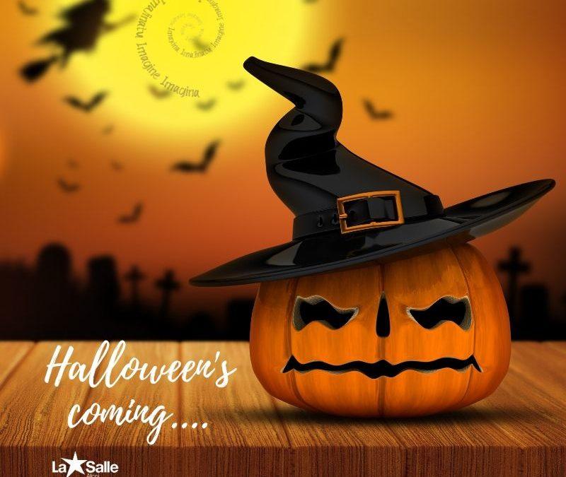 Halloween en La Salle Alcoi