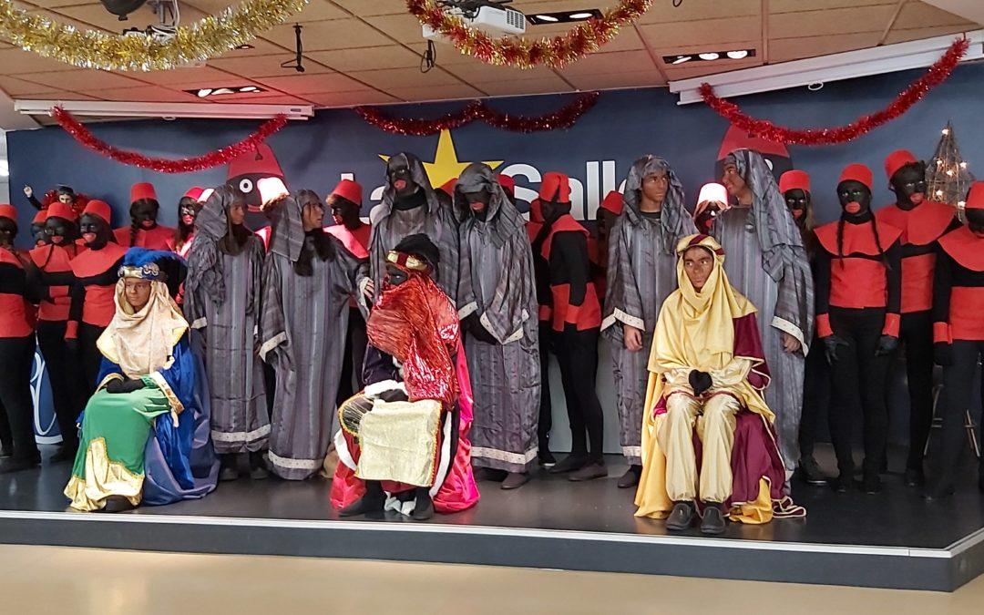 La màgia del Nadal arriba a La Salle Alcoi