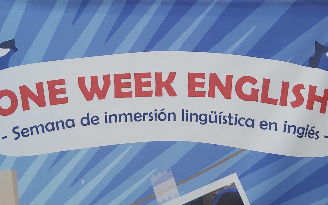 Alumnos de La Salle Alcoi en la semana de Inmersión Lingüística