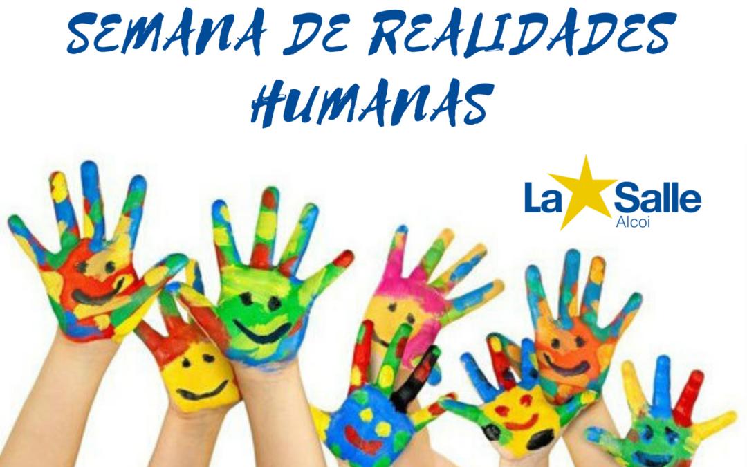 Realidades Humanas en La Salle Alcoi