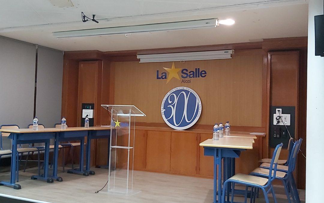 Vuelve la Liga debate a La Salle Alcoi