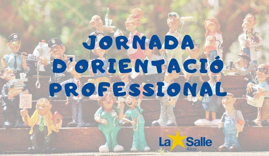 Jornada d'Orientació professional en La Salle Alcoi