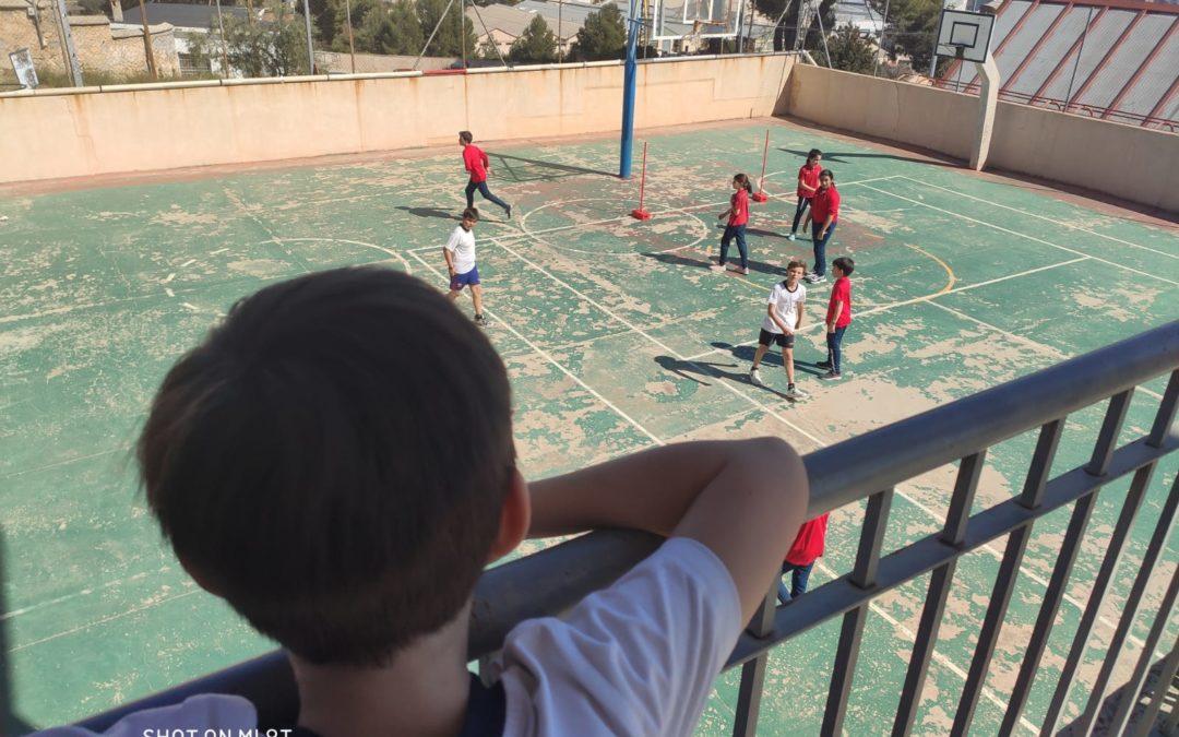 La Salle Alcoi participa en la liga de colpbol